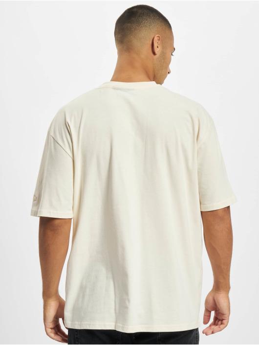 New Era T-Shirt MLB NY Yankees Oversized Seasonal Color beige