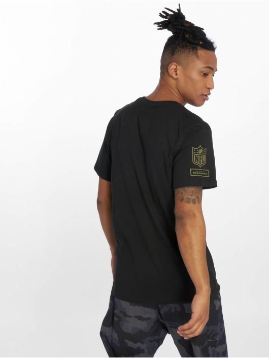 New Era T-Shirt Nfl Camo Collection black