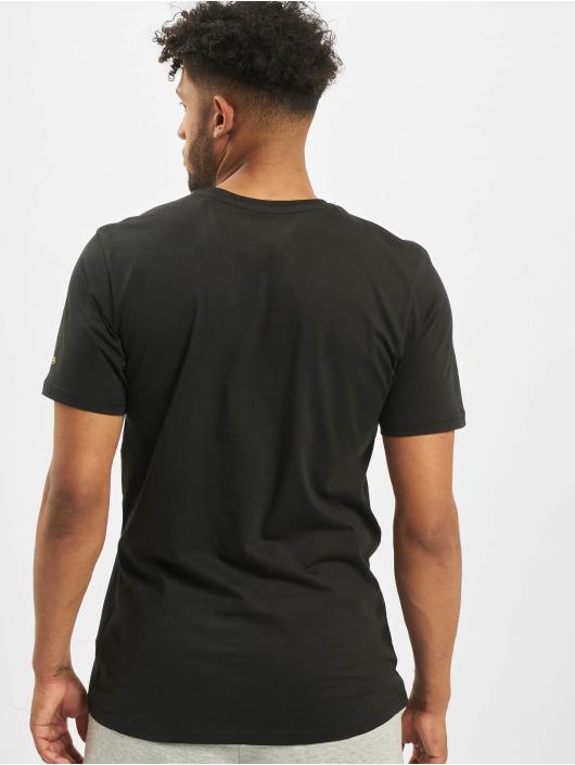 New Era T-Shirt NBA Milwaukee Bucks Team black