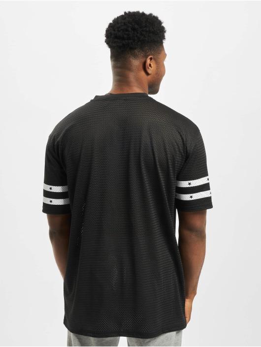 New Era T-Shirt NFL Oakland Raiders Stripe Sleeve Oversized black