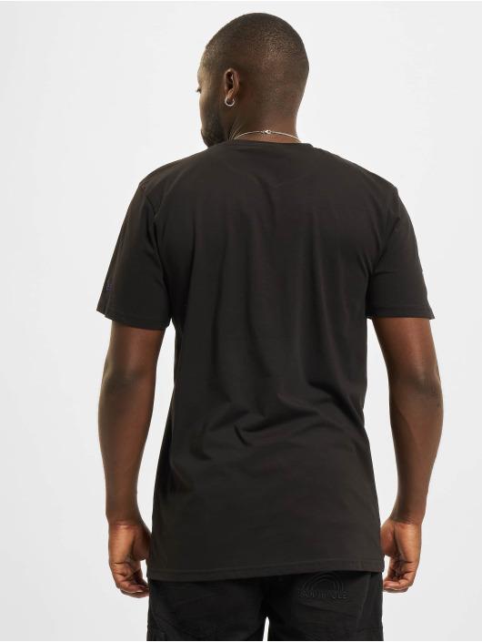 New Era T-Shirt NFL New England Patriots Outline Logo black