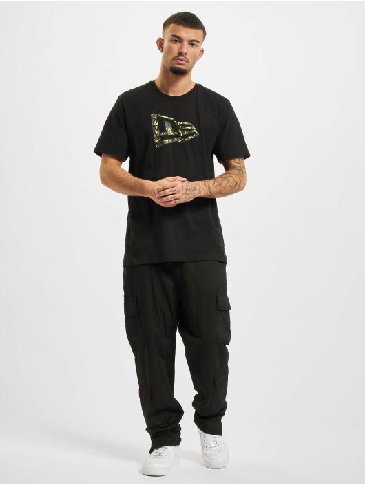 New Era T-Shirt Seasonal Infill black