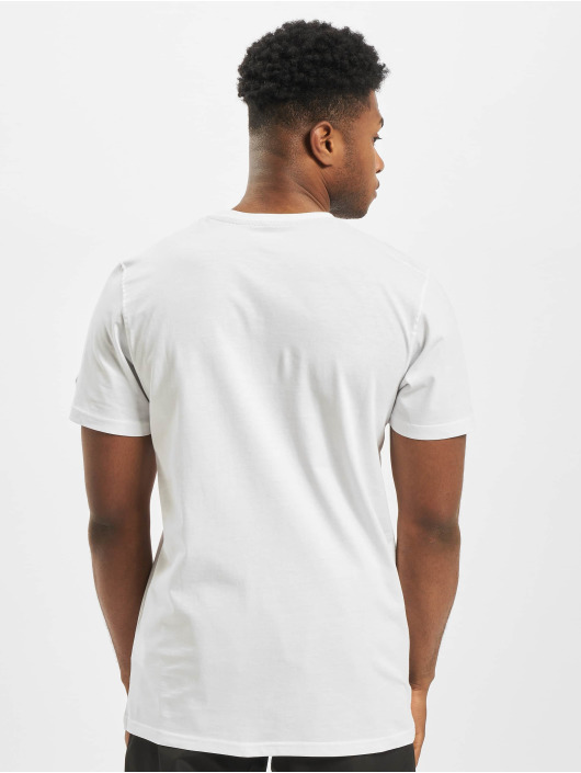 New Era T-Shirt College Pack College blanc