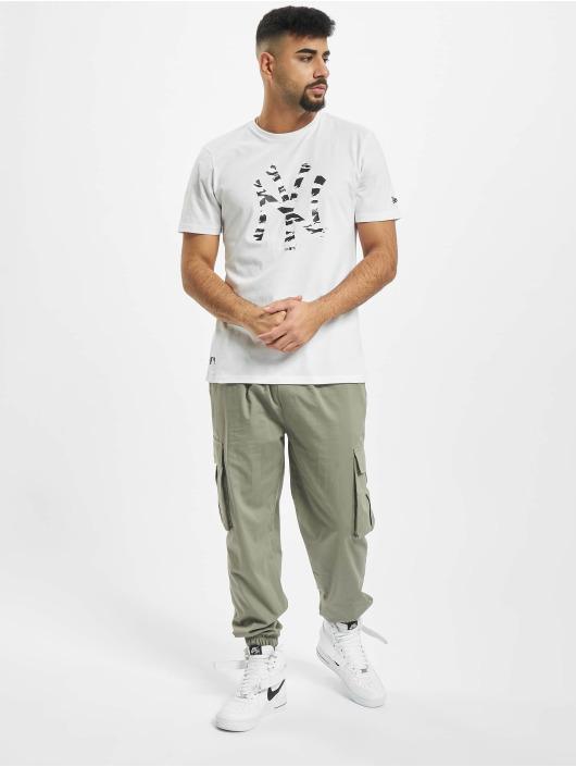 New Era T-Shirt MLB Infill Team Logo blanc