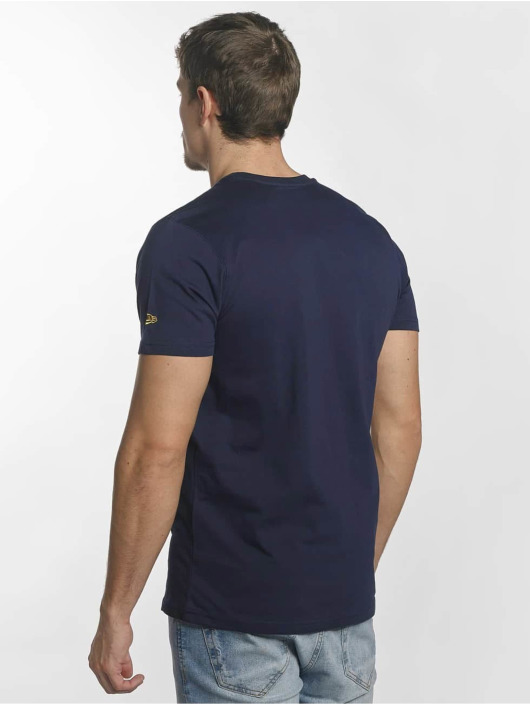 New Era T-Shirt Team Logo Cleveland Cavaliers blau