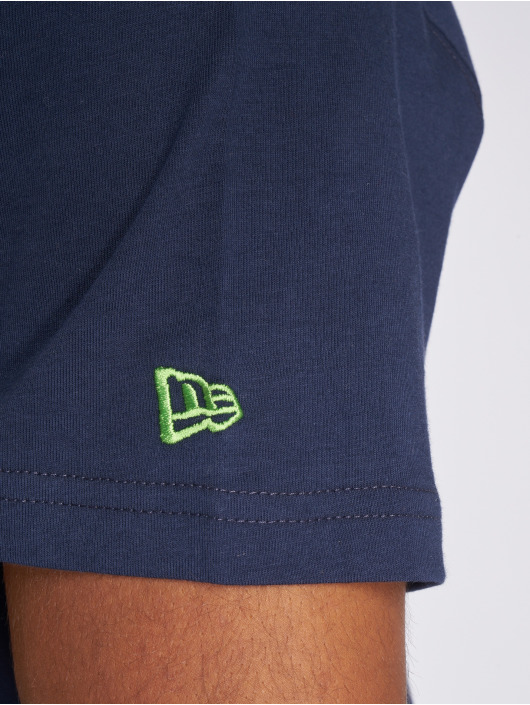 New Era T-Shirt NFL Team Seattle Seahawks blau