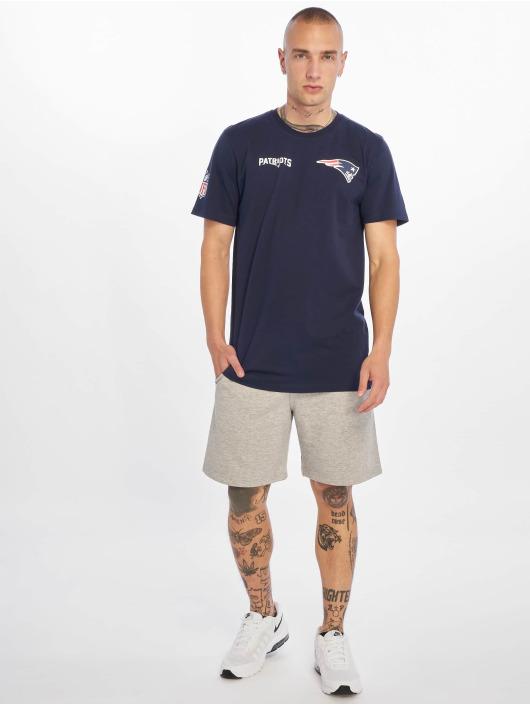 New Era T-Shirt NFL New England Patriots Established Number blau