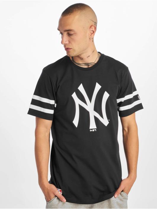 New Era T-Shirt MLB New York Yankees Team Logo blau