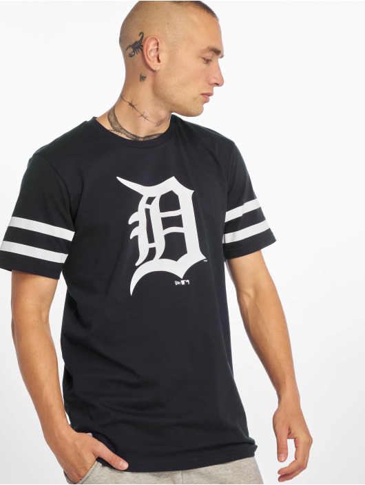 New Era T-Shirt MLB Detroit Tigers Team Logo blau