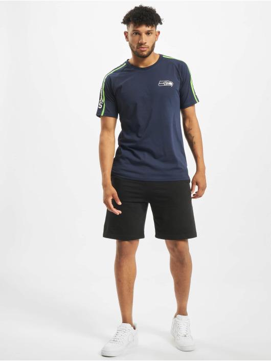 New Era T-Shirt NFL Seattle Seahawks blau