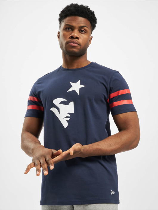 New Era T-Shirt NFL New England Patriots Element blau