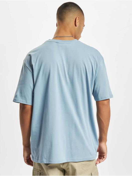 New Era T-Shirt MLB NY Yankees Oversized Seasonal Color blau