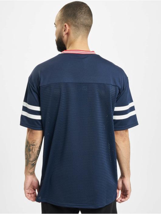 New Era t-shirt NFL New England Patriots Oversized Nos blauw
