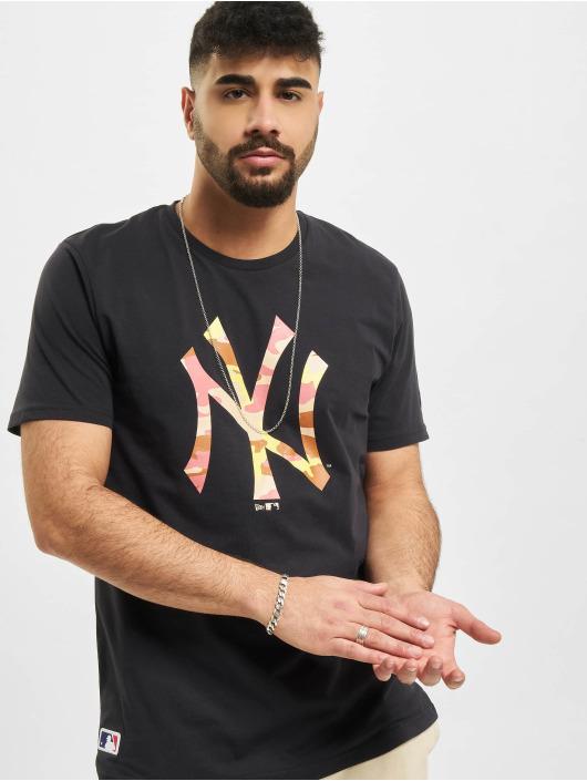 New Era t-shirt MLB New York Yankees blauw