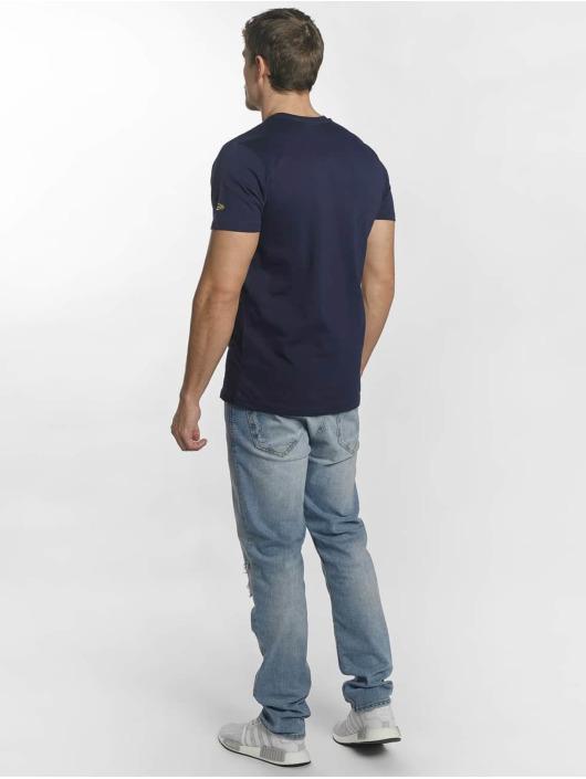 New Era T-Shirt Team Logo Cleveland Cavaliers blue