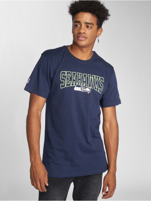 New Era T-Shirt NFL Team Seattle Seahawks blue