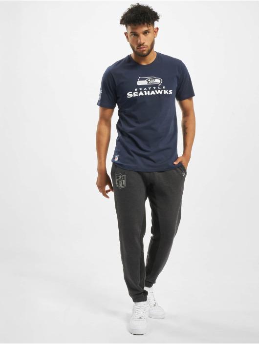 New Era T-Shirt NFL Seattle Seahawks Fan blue