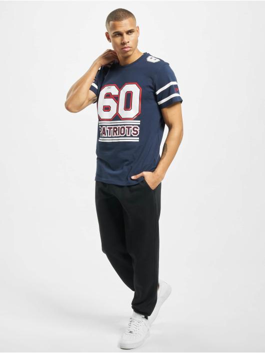 New Era T-Shirt NFL New England Patriots Team Established blue