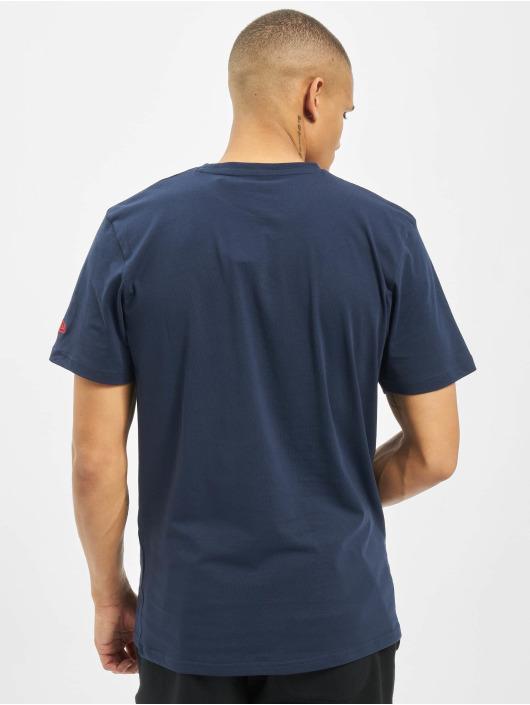 New Era T-Shirt NFL New England Patriots Graphic Helmet blue