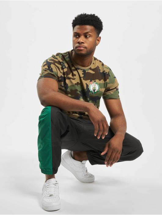 New Era T-Shirt NBA Boston Celtics Camo bunt
