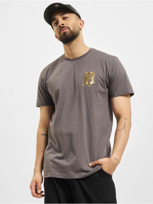 New Era T-Shirt MLB Detroit Tigers grau
