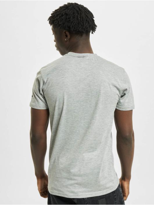 New Era T-Shirt Team Logo Dallas Cowboys gray