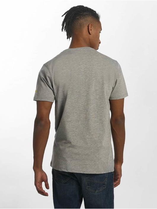 New Era T-Shirt Team Logo Golden State Warriors gray