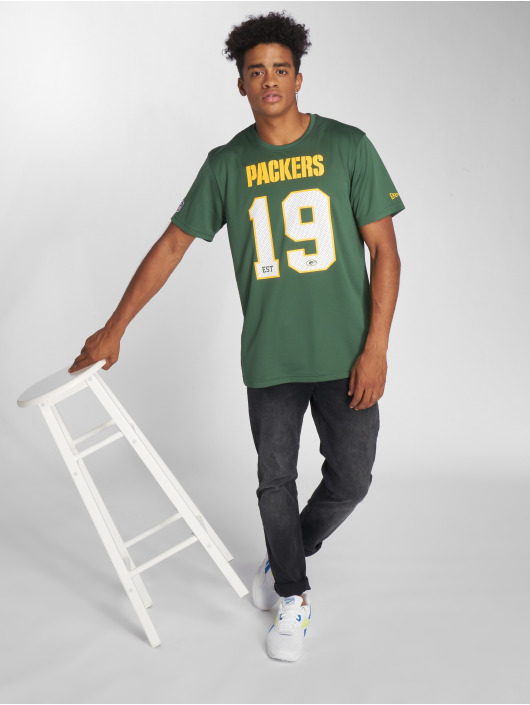 New Era T-Shirt NFL Supporters Green bay Packers green