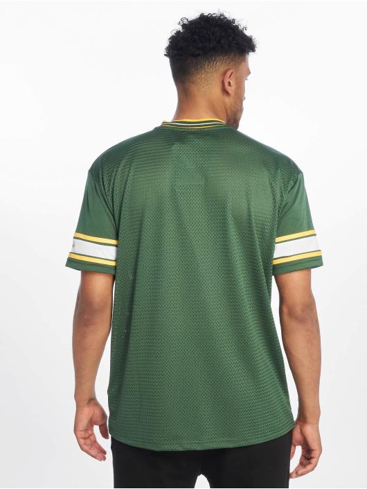 New Era T-Shirt NFL Team Logo Oversized Greenbay Packers green