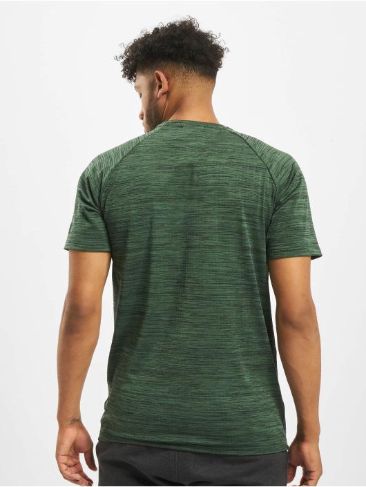 New Era T-Shirt NFL Green Bay Packers Engineered Raglan green