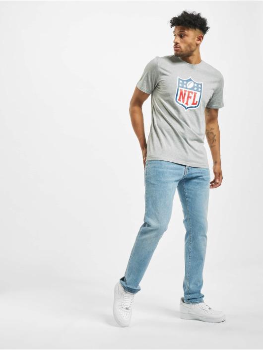 New Era T-Shirt Team Logo grey