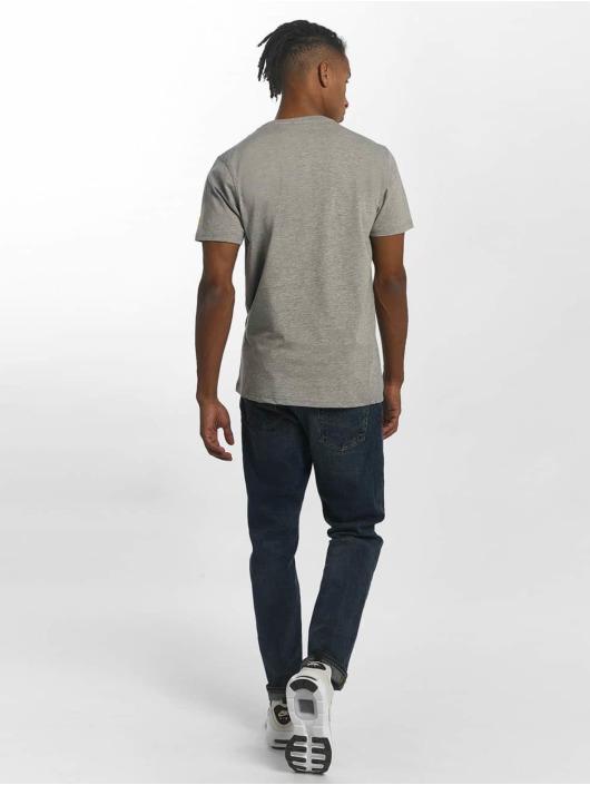 New Era T-Shirt Team Logo Golden State Warriors grey