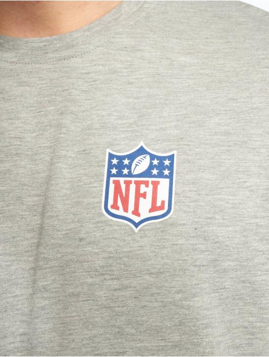New Era T-Shirt NFL Generic Logo grey