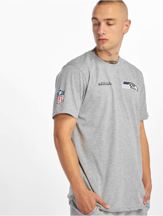 New Era T-Shirt NFL Seattle Seahawks Established Number grey