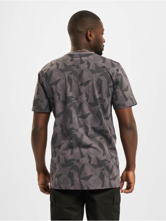 New Era T-Shirt NBA Chicago Bulls Geometric Camo grey