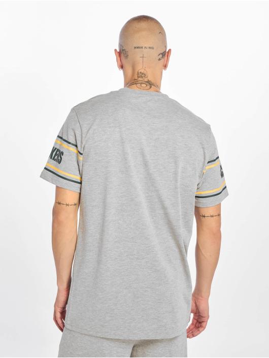 New Era t-shirt NFL Green Bay Packers Badge grijs