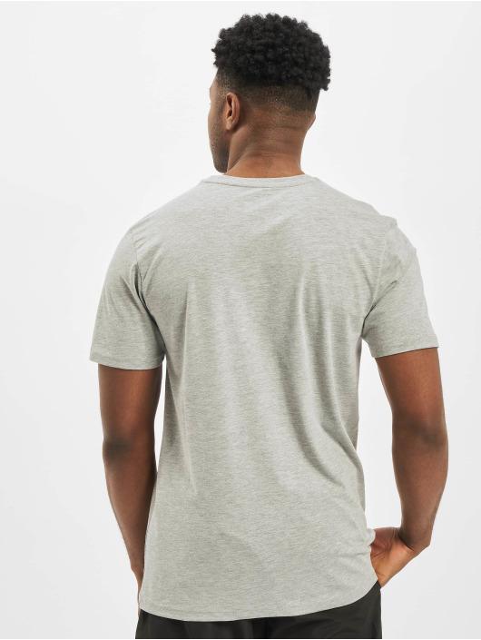 New Era t-shirt Flag Infill grijs