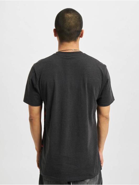 New Era t-shirt NBA Chicago Bulls Oil Slick Infill Logo grijs