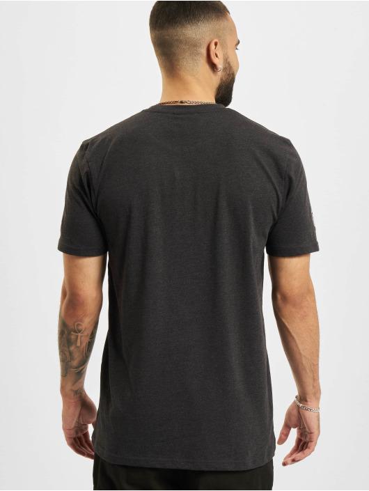 New Era t-shirt NFL Baltimore Ravens Outline Logo grijs
