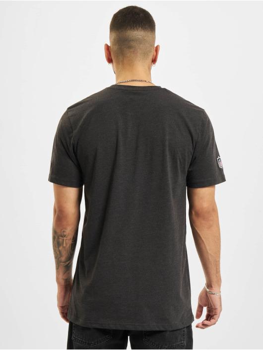 New Era T-Shirt NFL Kansas City Chiefs Outline Logo gris