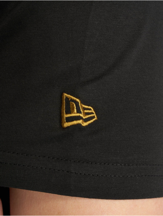 New Era T-shirt Team Logo New Orleans Saints nero