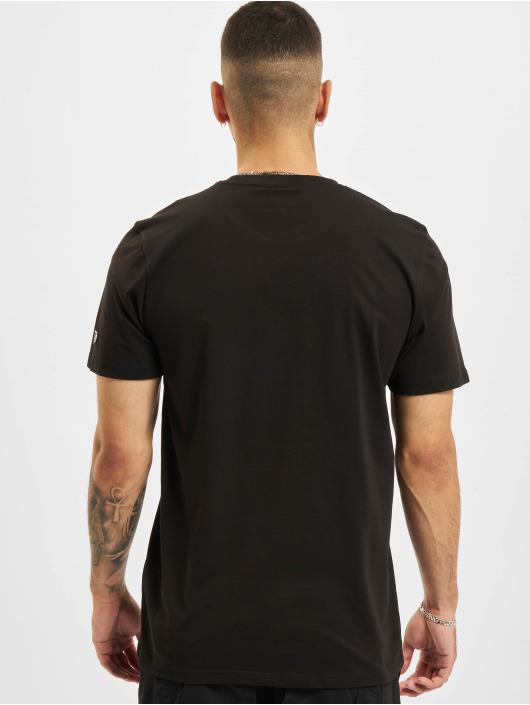 New Era T-shirt MLB Boston Red Sox Camo Infill nero