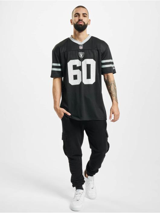 New Era T-Shirt NFL Las Vegas Raiders Oversized Nos noir