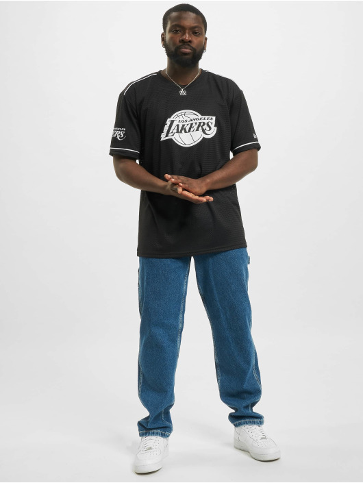 New Era T-Shirt NBA Los Angeles Lakers Team Logo Oversized noir
