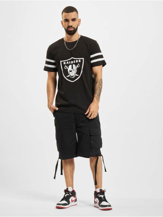 New Era T-Shirt NFL Las Vegas Raiders Jersey Inspired noir