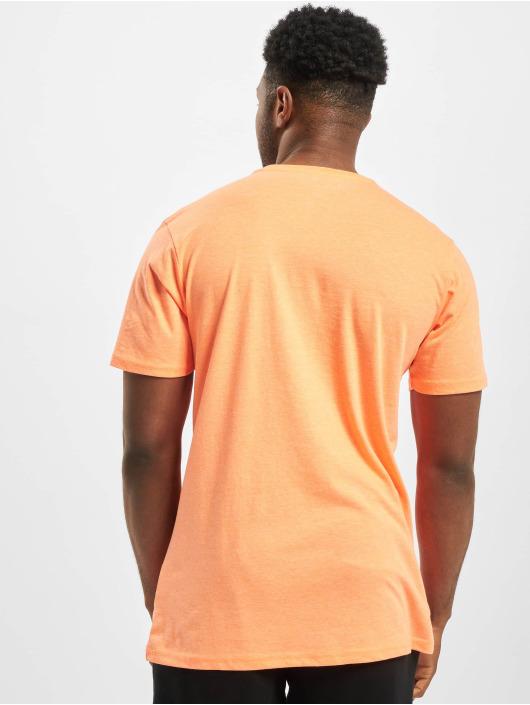 New Era T-Shirt MLB NY Yankees Infill Team Logo orange