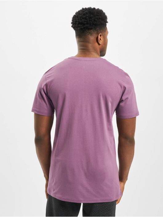 New Era T-Shirt MLB LA Dodgers Seasonal Team Logo purple