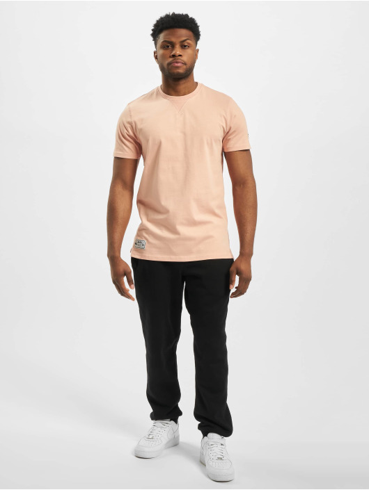 New Era T-shirt Patch rosa