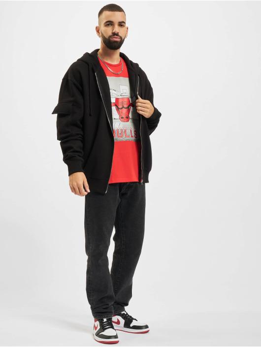 New Era T-shirt NBA Chicago Bulls Photographic rosso