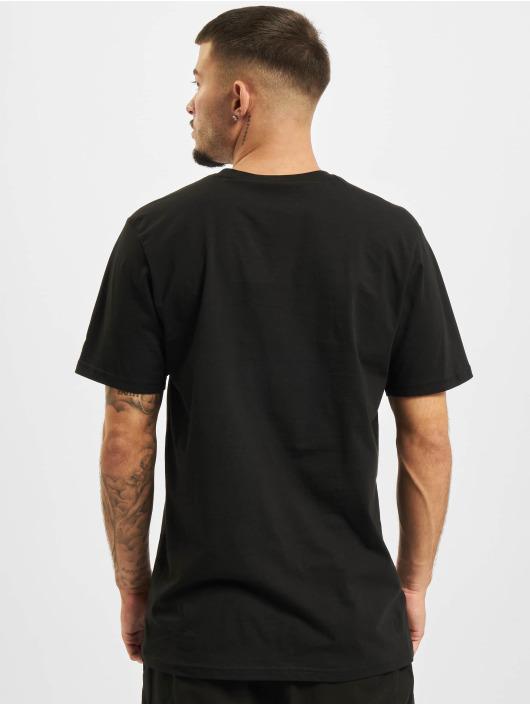 New Era T-Shirt Seasonal Infill schwarz